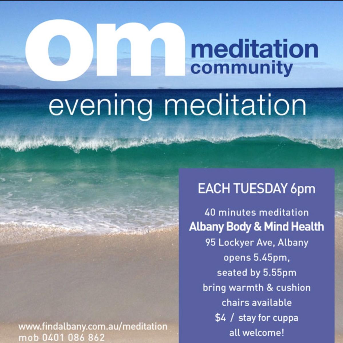 tues meditation